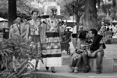 Istmeñas en Guelaguetza Oaxaca