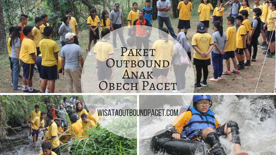paket outbound anak obech pacet wisata outbound pacet improve vision