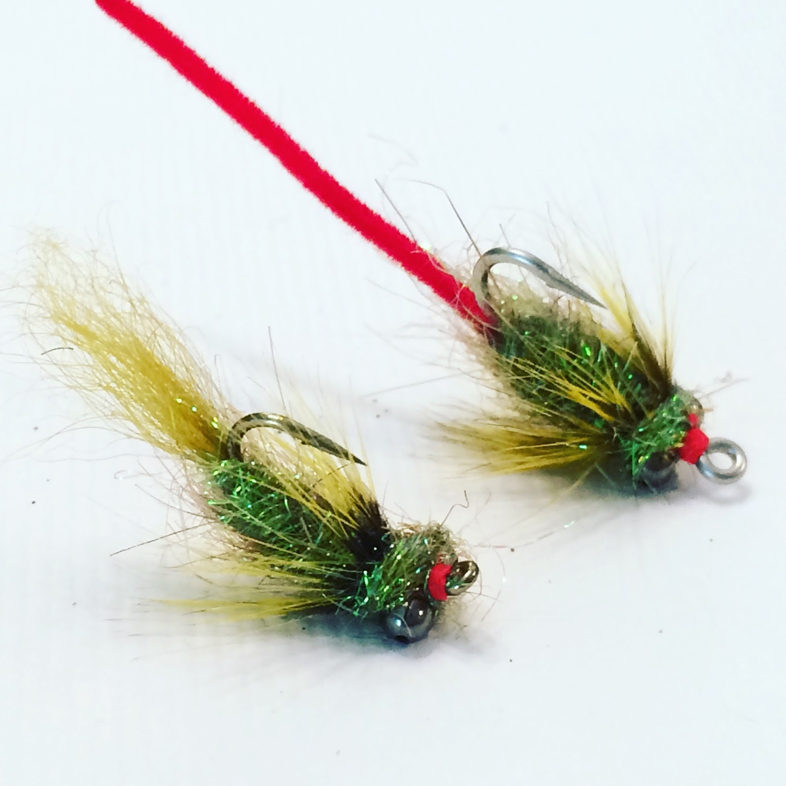 the show me fly guy: carp fly fishing follow up- austin's flies, Fly Fishing Bait