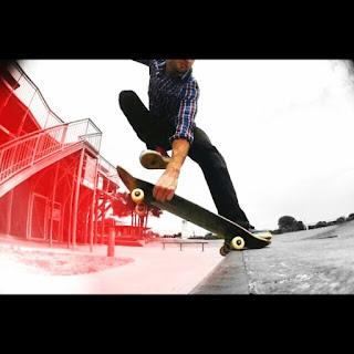 Mark Jansen Adelaide Skateboarding tail slide