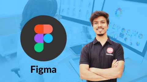 Learn Figma for Web Design, User Interface, UI UX in an hour [Free Online Course] - TechCracked