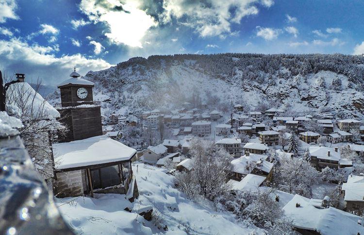 Mudurnu'ya Bu Hafta Kar Geliyor