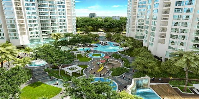 Khuôn viên An Bình City