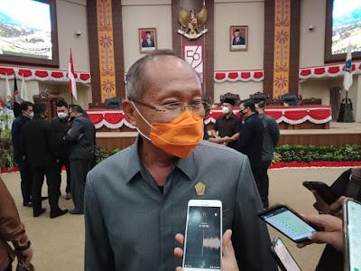 Doktor Tonny Supit Masuk Anggota Banggar
