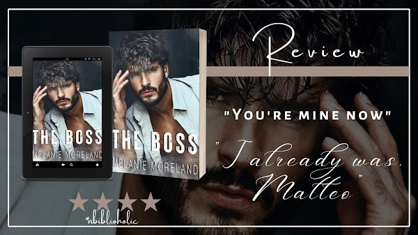 The Boss by Melanie Moreland review