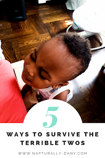 5 ways to survive the terrible twos