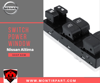 SWITCH POWER WINDOW NISSAN ALTIMA