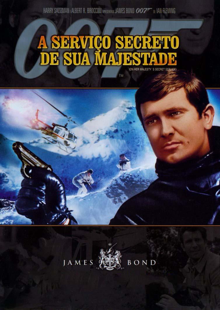 007: A Serviço Secreto de Sua Majestade Torrent - Blu-ray Rip 720p e 1080p Dual Áudio (1970)