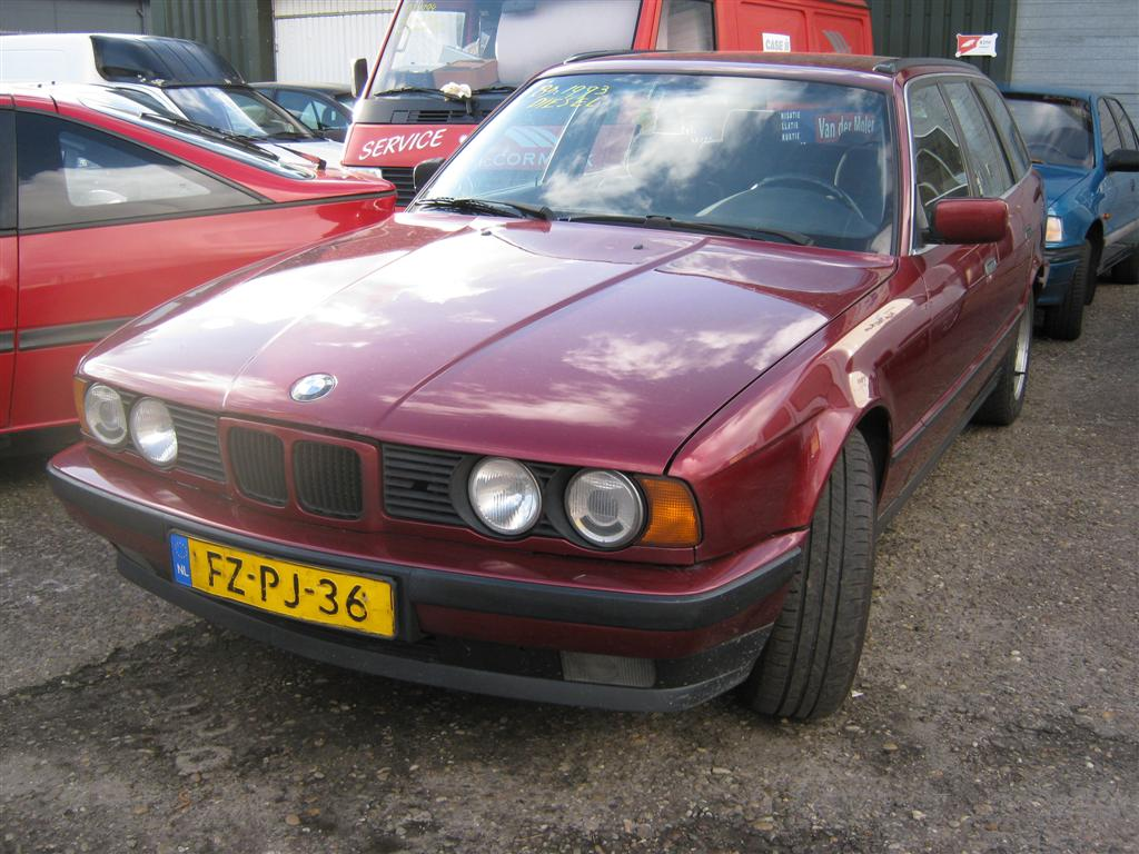 BMW 525 TDS 1993
