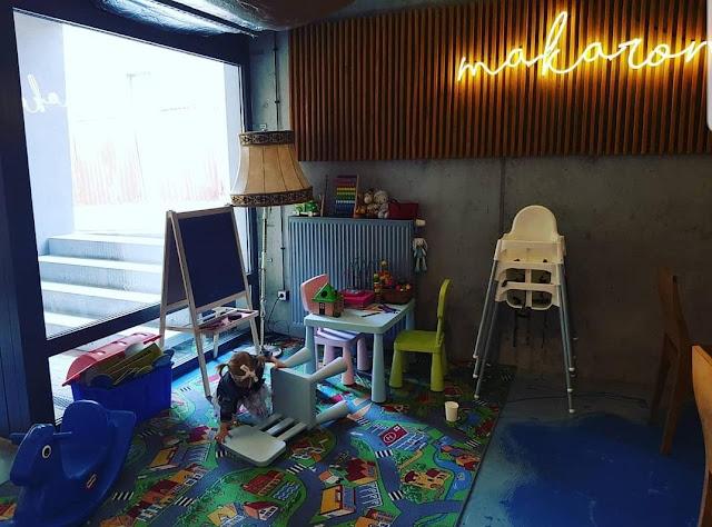 Makaron- włoskie miejsce z kącikiem dla dzieci