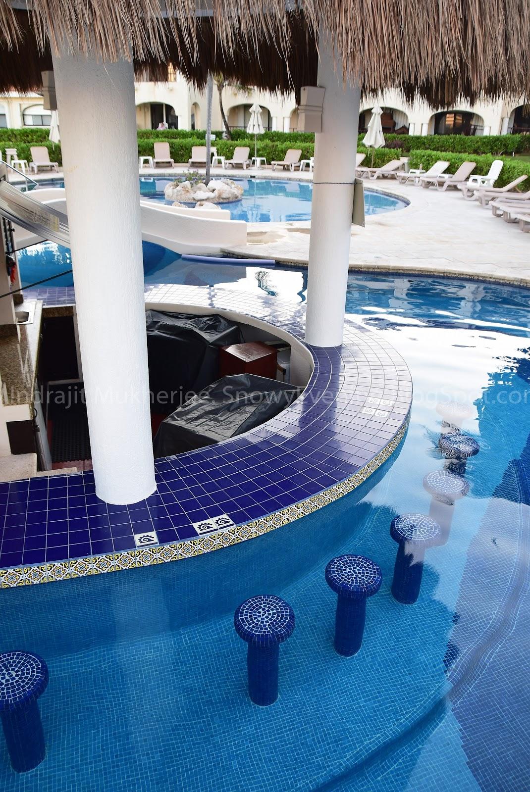 Yucatan Peninsula 2: Xaman Ha   Where We Stayed