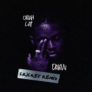 Omah Lay – Damn (Cricket Remix)