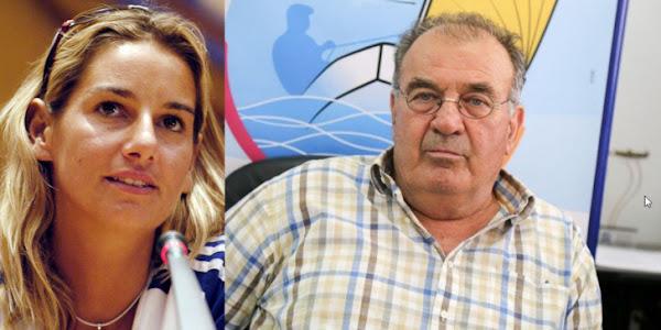 Έρευνα της Εισαγγελίας για τις καταγγελίες της Σ. Μπεκατώρου – Προκαλεί με τη δήλωσή του ο καταγγελλόμενος
