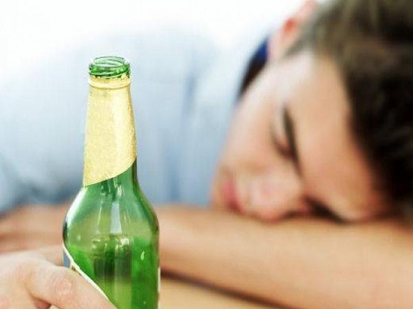 Vídeo para deixar de beber o álcool