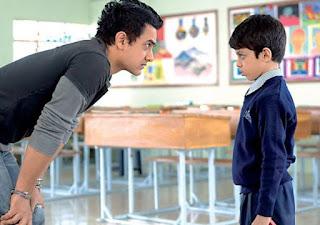 Taare Zameen Par is the directorial debut of Aamir Khan