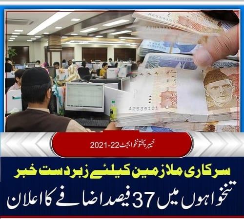 KPK budget 2021