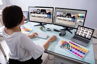 Avis de recrutement :Graphic Designer - Infographiste