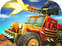 Download Zombie Offroad Safari Apk Mod v1.1 Full version