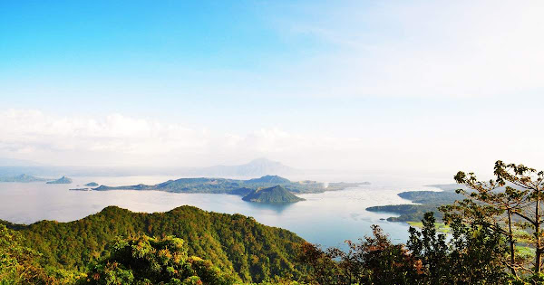 Tourist Spots in Tagaytay Taal Volcano and Lake