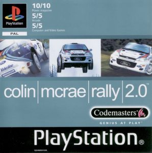 Baixar Colin McRae Rally 2.0 (2000) PS1 Torrent