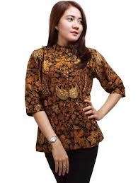 Permalink to 25+ Model Baju Batik Keris Wanita Modern Terbaru 2018, Limited Edition