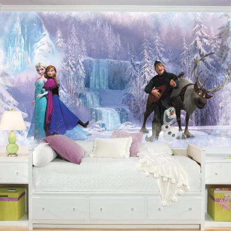 Wall Murals for Kids Room Disney Frozen