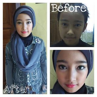 Cara Hijab Untuk Wisuda Kebaya