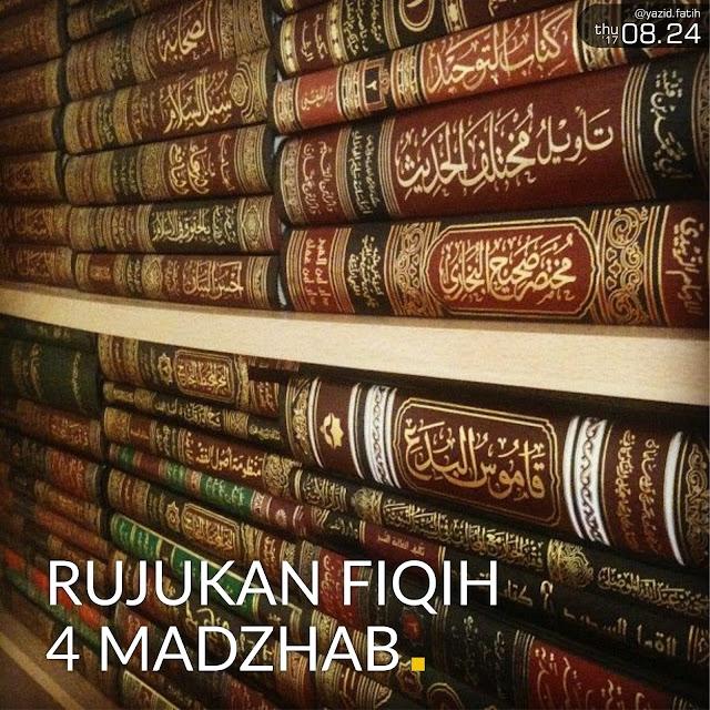Fiqih 4 Madzhab