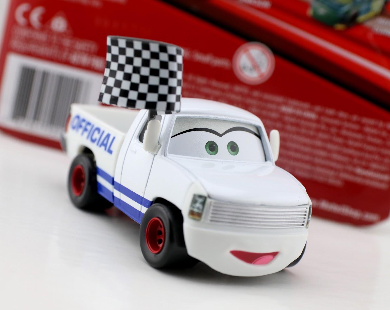 Cars 3: Kris Revstopski