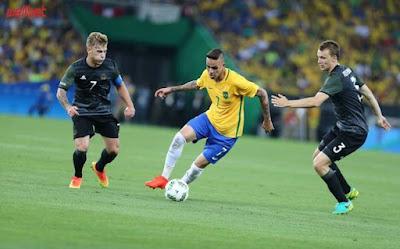 Bóng Đá Trực Tuyến: Nhận định soi U23 Brazil vs U23 Đức