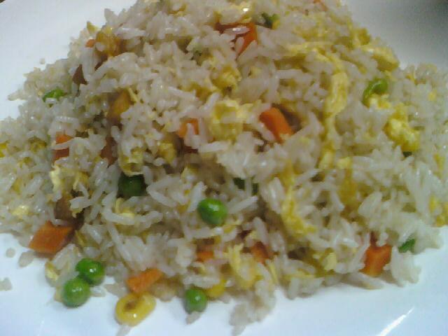 WARISAN TIMUR: Nasi Goreng Cina