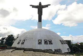 Cristo redentor puerto plata