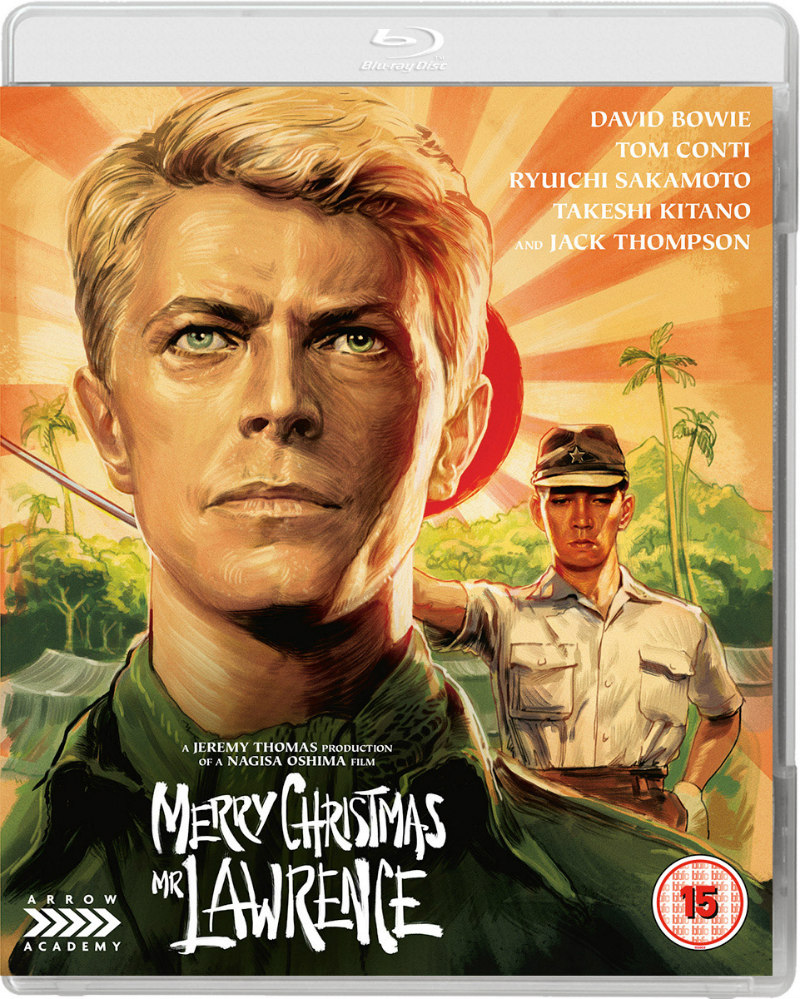 Merry Christmas Mr Lawrence bluray