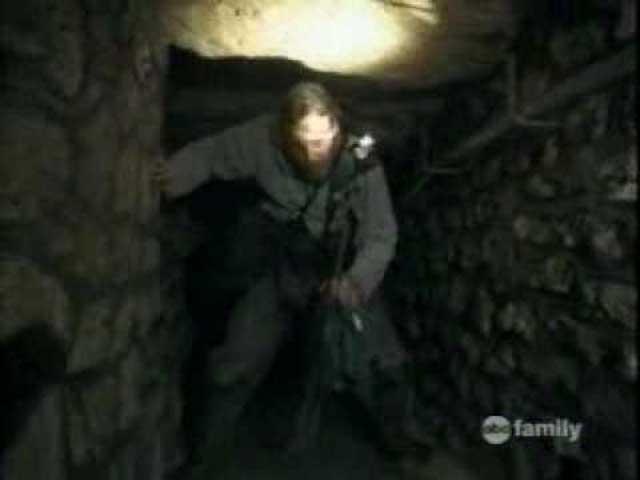 Internet - Manusia tersesat di katakombe Paris