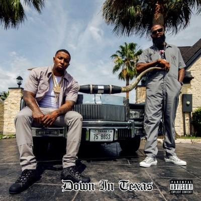 Slim Thug & Killa Kyleon - Down In Texas (2020) - Album Download, Itunes Cover, Official Cover, Album CD Cover Art, Tracklist, 320KBPS, Zip album
