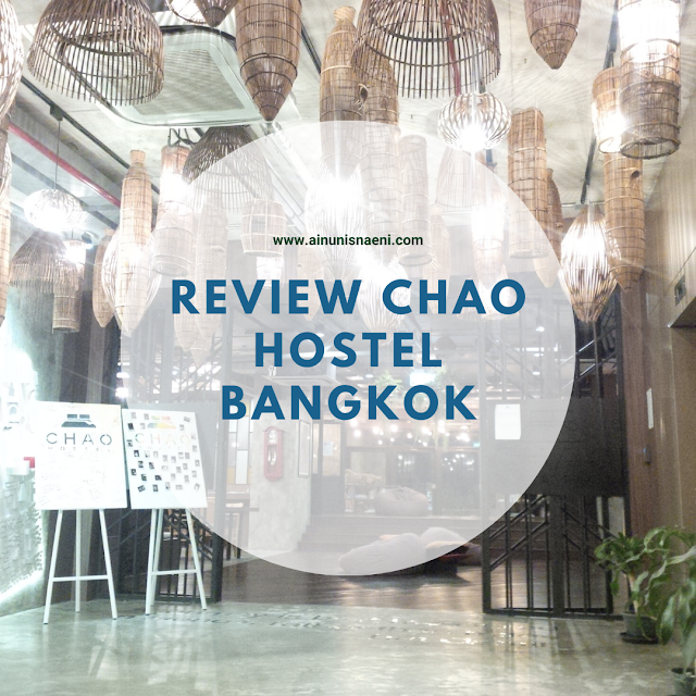 REVIEW CHAO HOSTEL