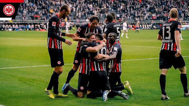 نادي بايرن ميونخ يسقط امام نادي اينتراخت بنتيجه كبيرة 5-0 في الدوري الالماني