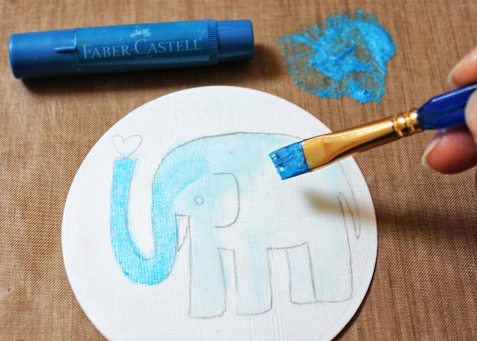 Doodling With Gelatos Faber Castell Design Memory Craft