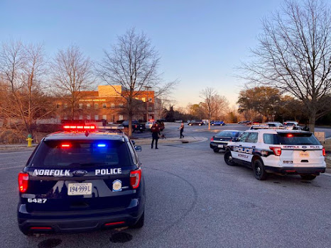 VA. Social Security Administration security officer shot multiple times