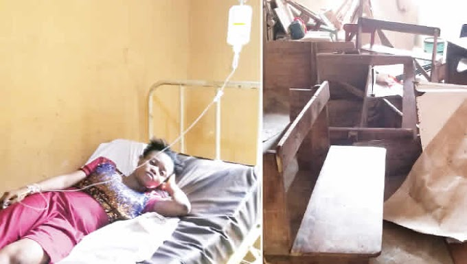 Family Of Pupil Beat Corps Member Unconscious For Recording Their Assault On Another Teacher On School Premises