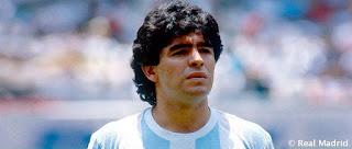 Duelo en el fútbol mundial por el fallecimiento de Diego Armando Maradona