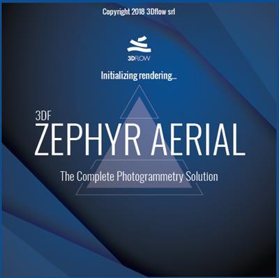3DF Zephyr Aerial v4.512 (x64) + Ativador Download Gratis
