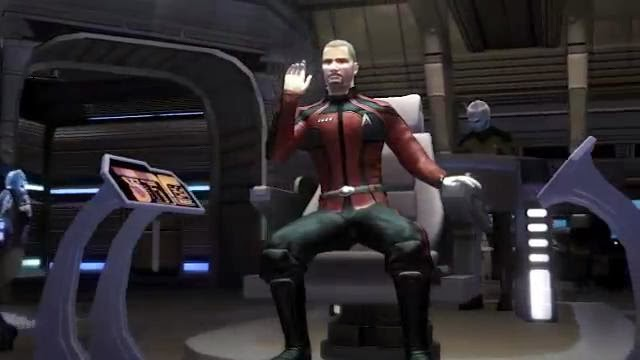 Play now for free Star Trek Online