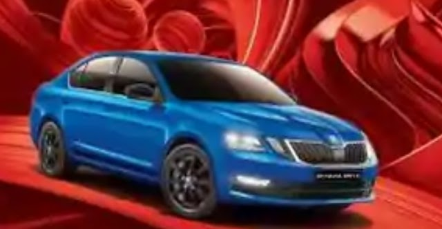Skoda launch octiva onyx edition.