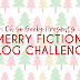 My Merry Fictional Challenge Answers