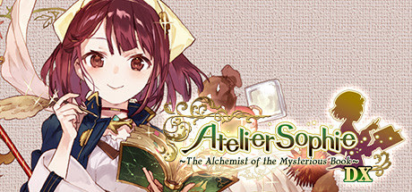 Atelier Sophie The Alchemist of the Mysterious Book DX-CODEX