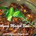 Resepi Ayam Masak Bali Paling Lazat