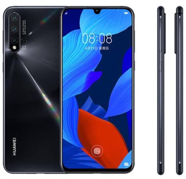 Huawei nova 5 Pro Black
