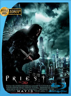 Priest  El Sicario de Dios 2011 HD [1080p] Latino [GoogleDrive] DizonHD