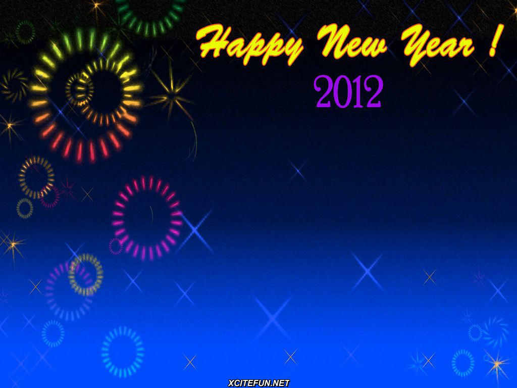 Saturday December 3 2011. 1024 x 768.Happy New Year E-cards Free